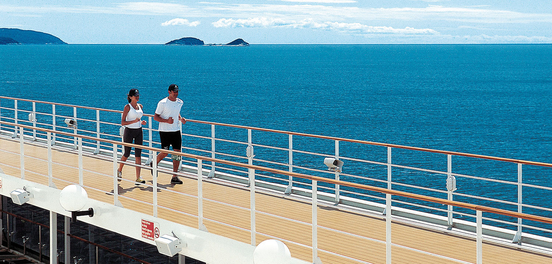Resan över Atlanten går med fartyget MSC Magnifica. Foto: MSC Cruises