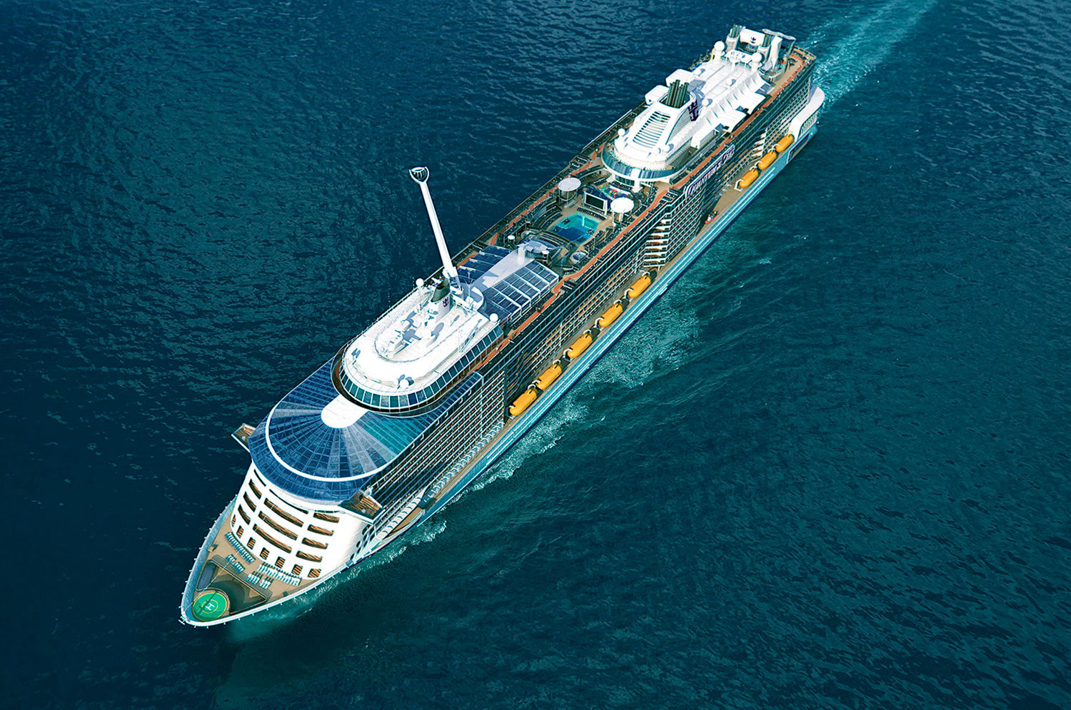 Quantum of the Seas. Foto: Royal Caribbean