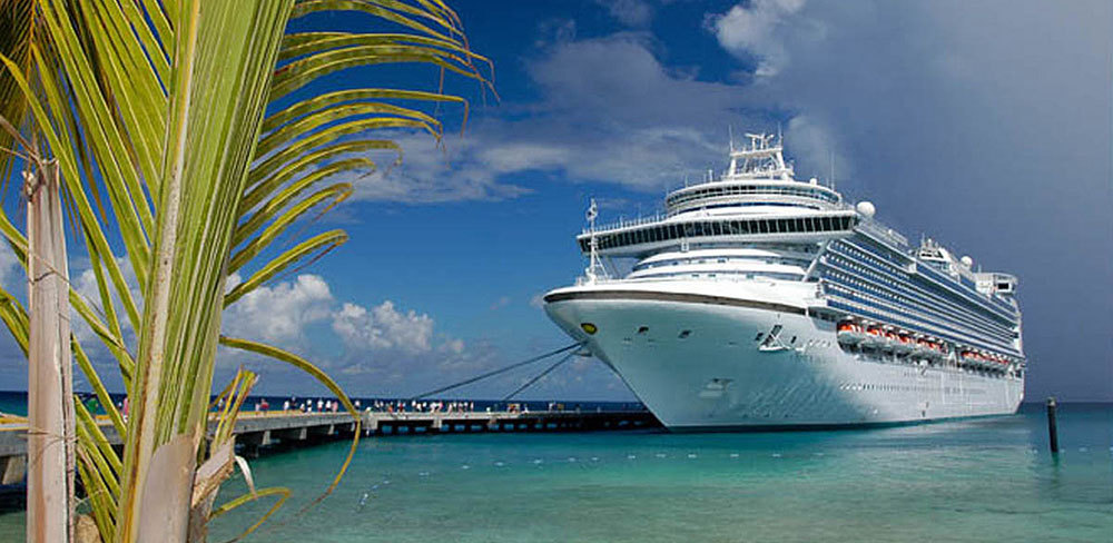 Crown Princess. Foto: Princess Cruises