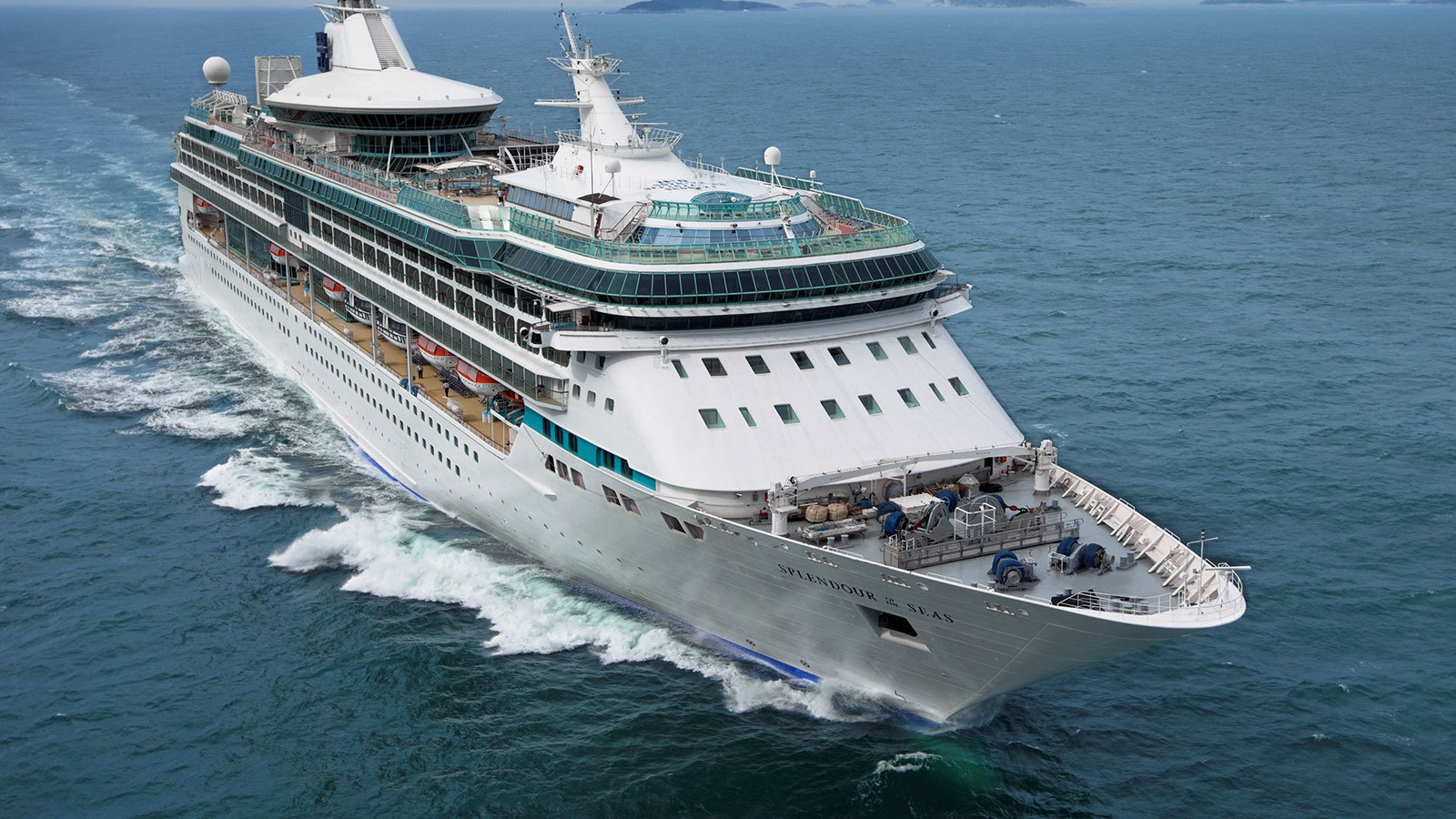 Splendour of the Seas. Foto: Royal Caribbean