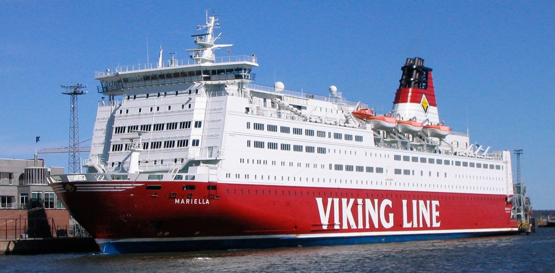 Mariella har plats för runt 2500 passagerare. Foto: Wikimedia Commons