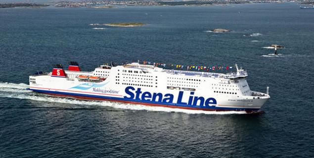 Stena Germanica. Foto: Stena Line