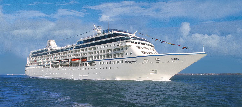 Oceania Insignia. Foto: Oceania Cruises