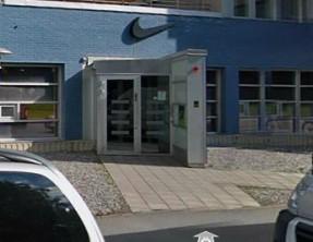 Evenemangsgatan i Solne