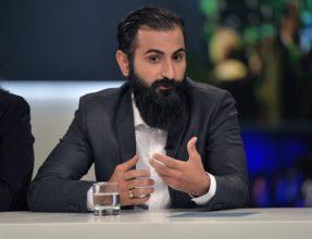 Valet 2018. SVT:s valvaka. Hanif Bali , politiker (M) Sverige, 2018-09-09 (c) IVARSSON JERKER / Aftonbladet / IBL Bildbyrå * * * EXPRESSEN OUT * * * AFTONBLADET / 2826