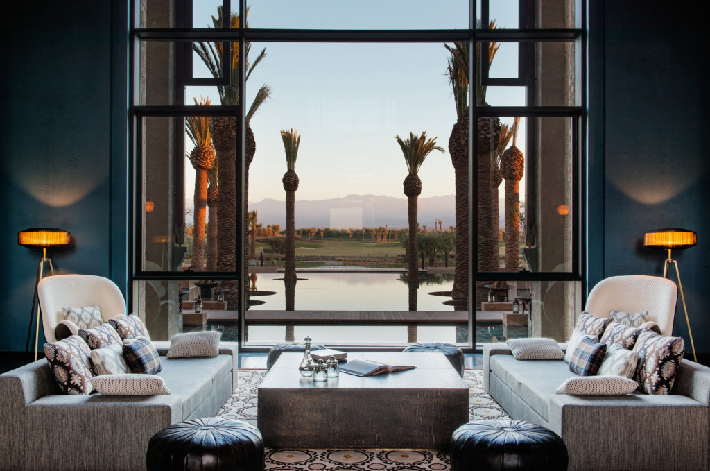 Royal Palm Hotel, Marrakech