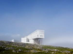 Fogo Island Inn, NewfoundlandArchitect: Todd Saunders