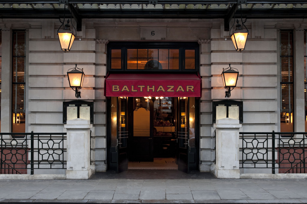 Balthazar exterior - to be credited to Steven Joyce