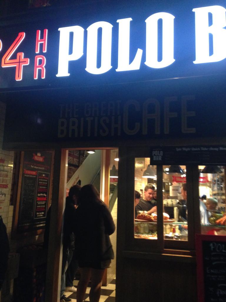 Polo Bar - Alltid öppet