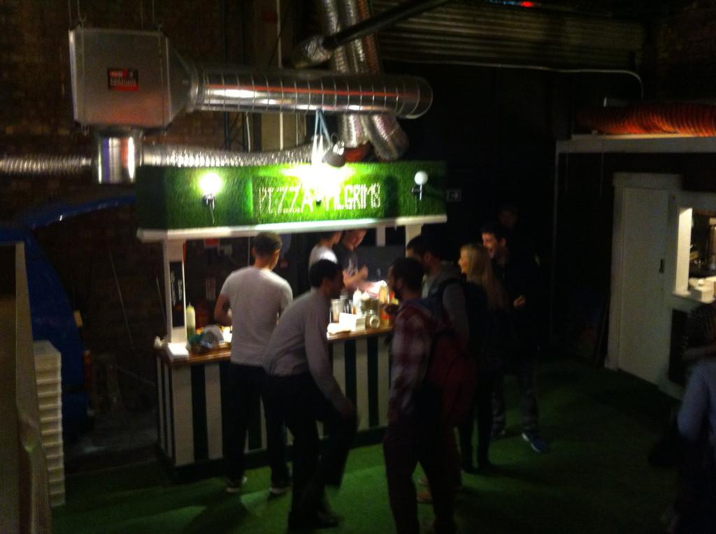 Pizzabaren