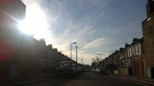 Min gamla gata - som vilken annan Londongata som helst, fast med ledsnare folk?