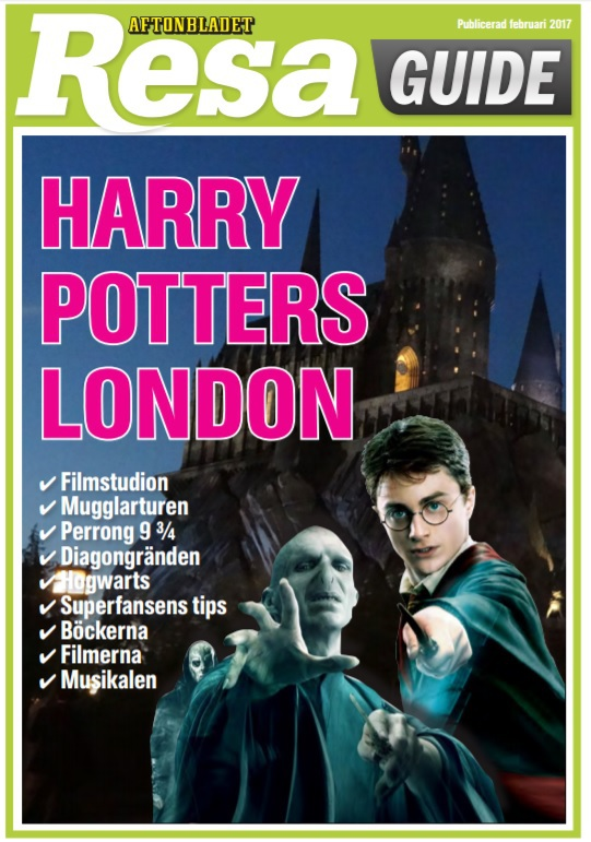 Harry Potter front