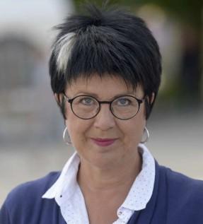 Eva-Lis Sirén, Lärarförbundets ordförande, har skrivit omdömen om alla partiledarnas tal. Foto: Urban Andersson