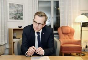 Mikael Damberg (S). Foto: Carolina Byrmo