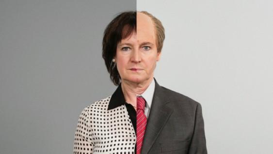 Annelie Nordström, Kommunals ordförande. FOTO: Pressbild