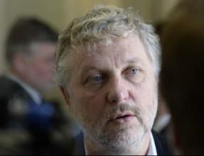 Peter Eriksson (MP). Foto: Björn Lindahl