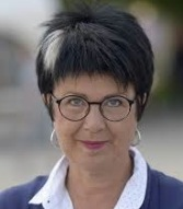 Eva-Lis Sirén. Foto: Urban Andersson.