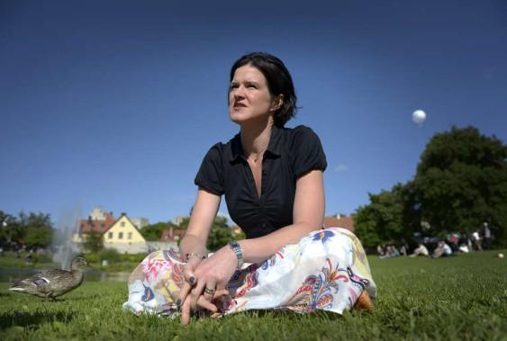 Anna Kinberg Batra. Foto: Urban Andersson