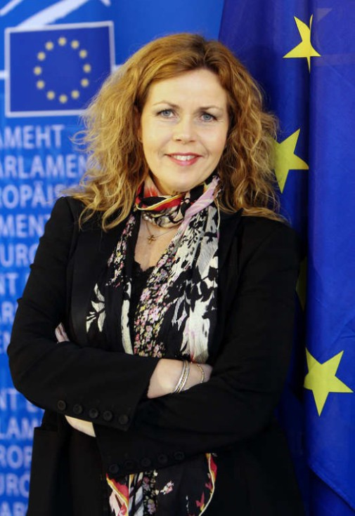 Cecilia Wikström. Foto: TT