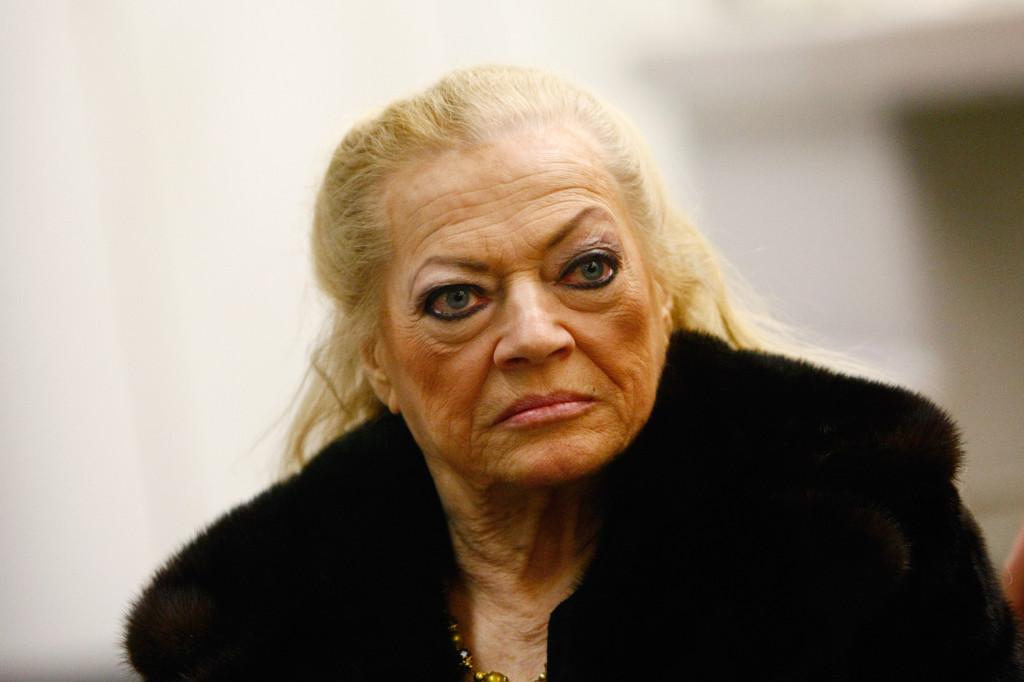Superdivan Anita Ekberg
