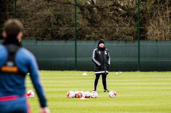Tony Pulis räddade West Bromwich ifjol. Nu ligger laget elva i Premier League. Foto: Carolina Byrmo