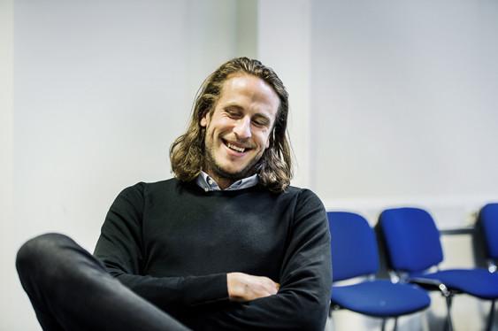 Jonas Olsson vill gärna stanna i West Bromwich. I somras fanns intresse från grekiska Olympiakos. Foto: Carolina Byrmo
