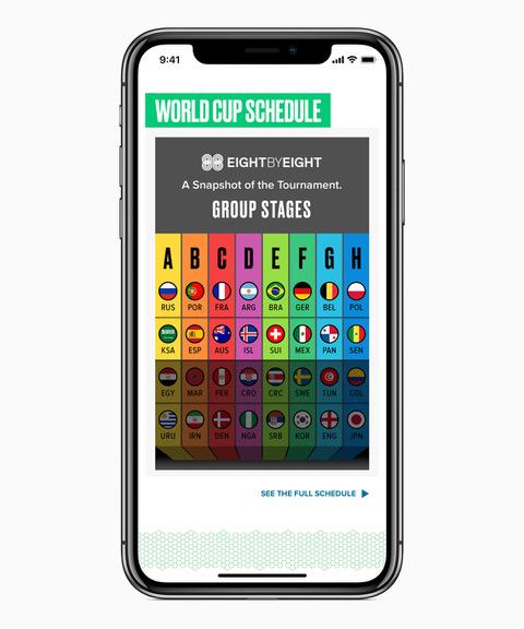 iPhone-X-World-Cup-News-App-screen-2-06112018