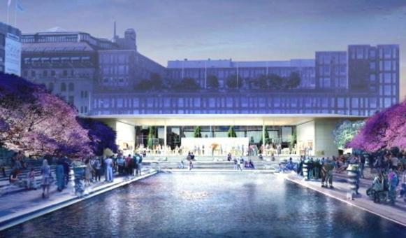 Det blir alltmer tveksamt om Apple får bygga sin Apple Store i Kungsträdgården i Stockholm