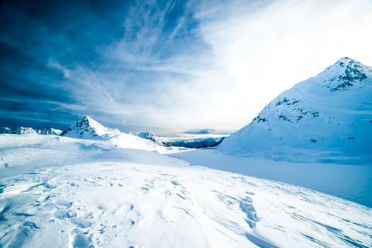 En härlig vinterbild eller en del av ditt nya hemmagym?