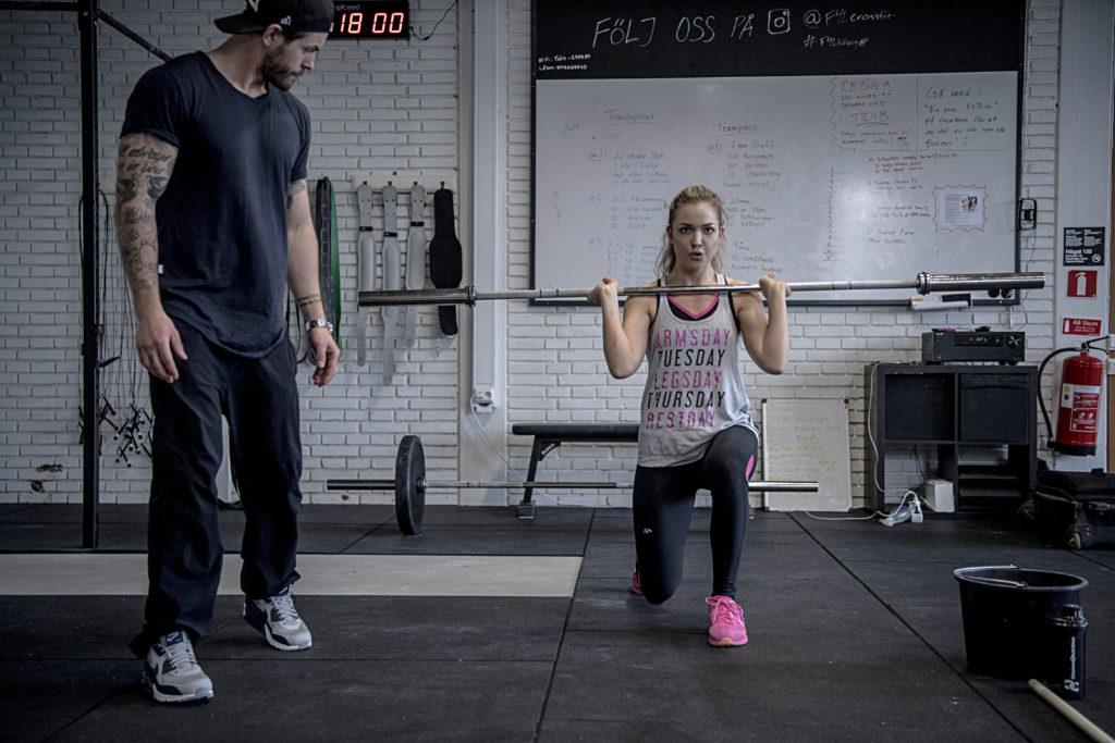 Under de närmaste tio dagarna kommer Stina Dahlgrens kropp utsättas för nya övningar, infallsvinklar och nivåer av trötthet för att maximera hennes fysiska resultat.