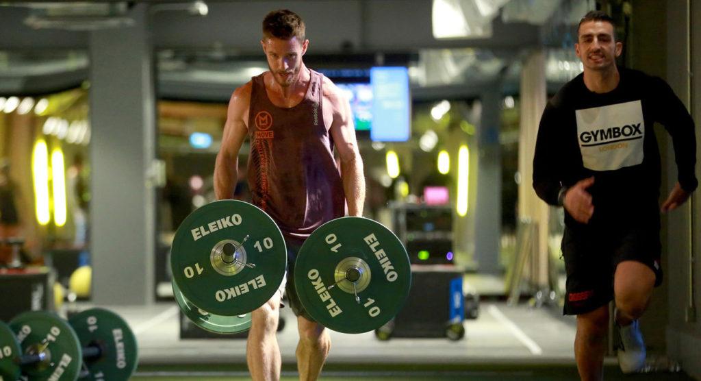 """Självförtroendeboost eller den totala motsatsen? """"Flatline"""" kommer testa såväl din fysiska som mentala styrka. Bild lånad av: Gymbox.com"""
