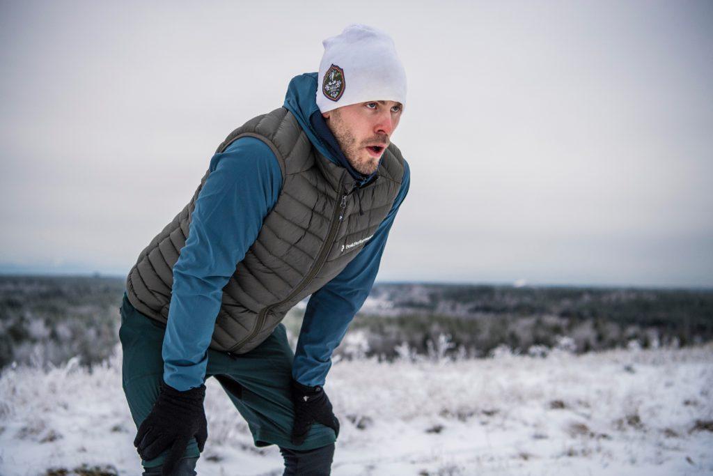 JA - träningsformen gör ont. Men JA x2 - den är värd resultaten. Håll ut. Foto: Aftonbladets Peter Wixtröm.