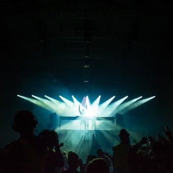 """Super-dj:n Calvin Harris återfinns givetvis på topplistan över världens mest spelade träningslåtar. Här med låten """"This is what you came for""""."""