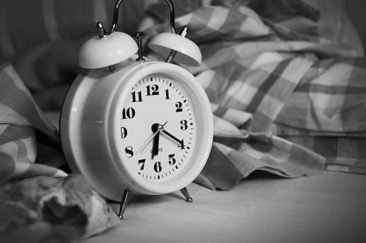 Se till att vara redo då klockan ringer. Då minimerar du riskerna för att pruta på dina träningstillfällen.