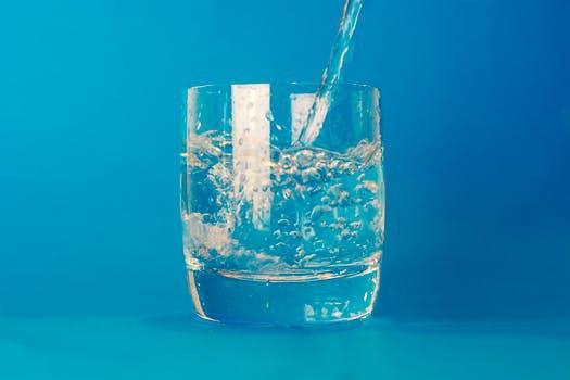 Vatten - 0 kalorier. Inte helt otippat.