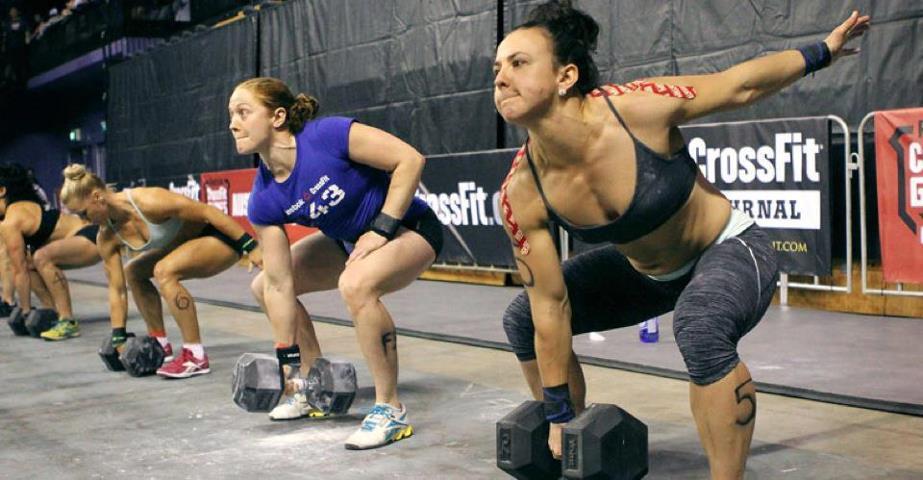 Utmana dig själv genom att testa en av träningsvårens hetaste och mest effektiva övningsval.