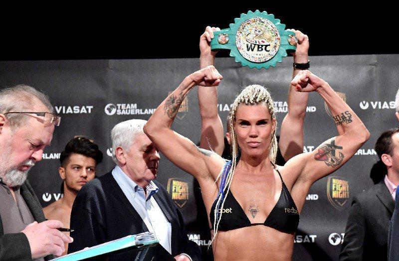 Igår tog undertecknad pulsen på världsmästaren. Hur det gick? Well, läs vidare. Bild från boxingscene.com