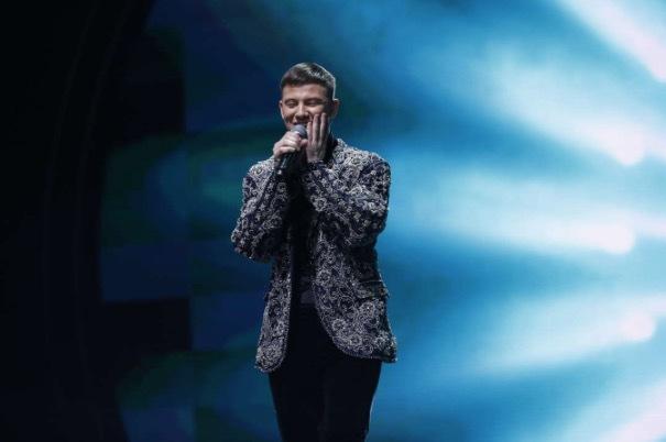 "Sebastian Walldén vinner ""Idol"" 2018 Foto: Magnus Sandberg"