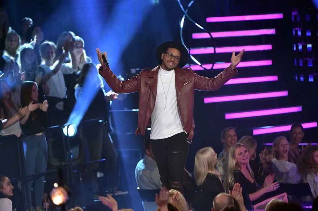Greg i Idol 2016
