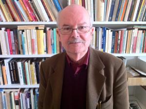 Bo Lewin, en mycket trevlig  och kunnig sociologiprofessor – och en av Sveriges främsta forskare inom sexologi. Foto: Lisa Röstlund.