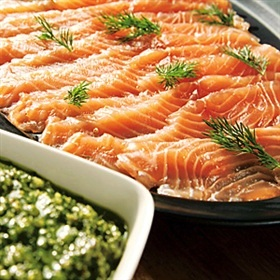 gravad lax the-plan
