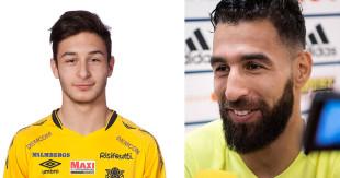 Elias Durmaz är lillebror till Jimmy.