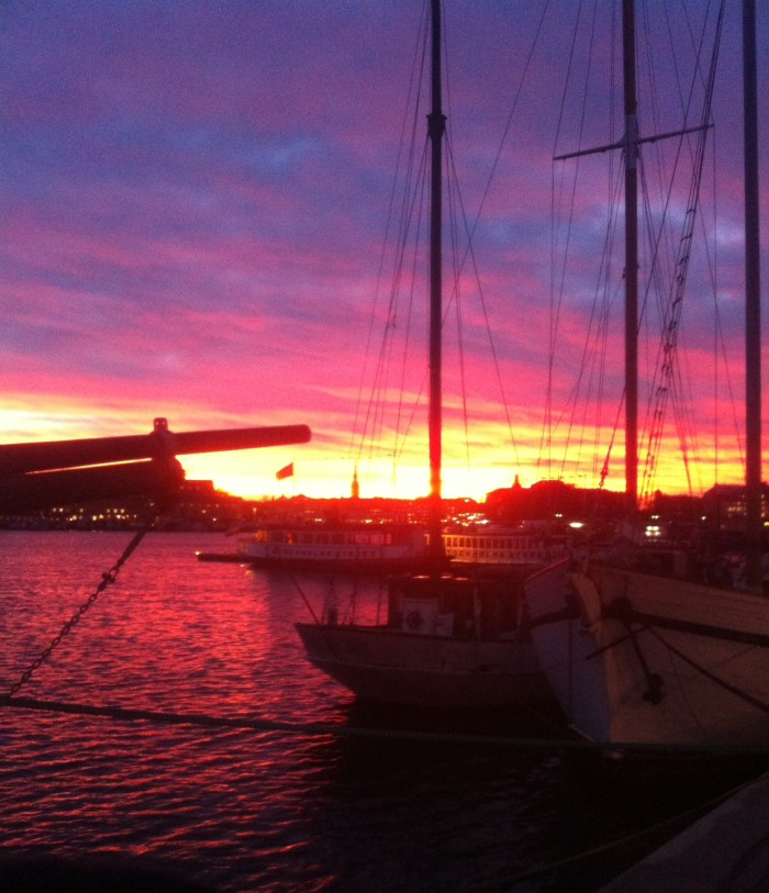 sunset copy