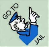 MONOPOL Go to Jail