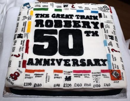 Great Train Robbery anniversary