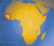 GUINEA PÅ KARTAN