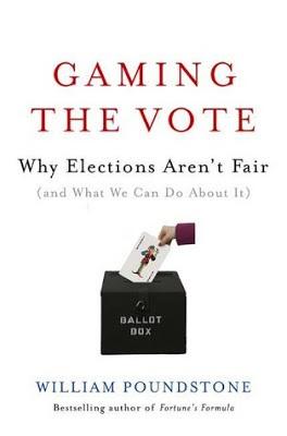 GAMING THE VOTE POUNDSTONE