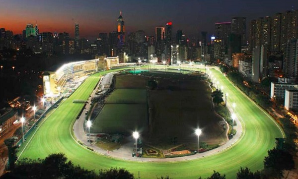 HONGKONG HAPPY VALLEY RACECOURSE B