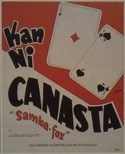 CANASTA LASSE DAHLQUIST