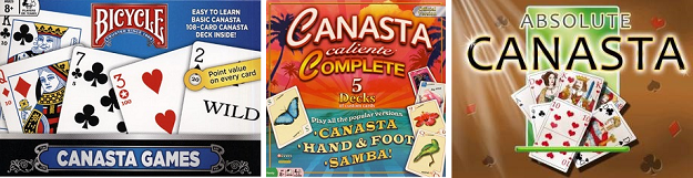 CANASTA SAMLINGSBILD